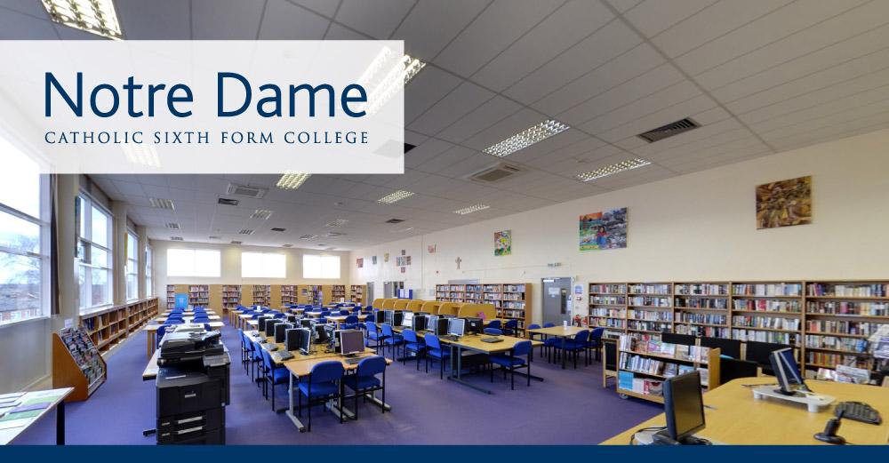 Notre Dame Catholic Sixth Form College