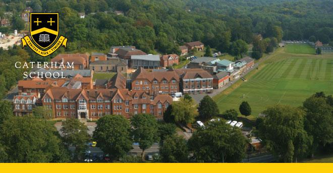 Caterham School(中六入學截止報名日期)