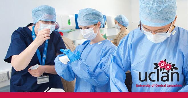 University of Central Lancashire (UCLan) 醫科課程(MBBS)