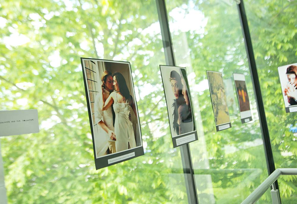 Foundation Student's Work of Cambridge School of Visual and Performing Arts (CSVPA)