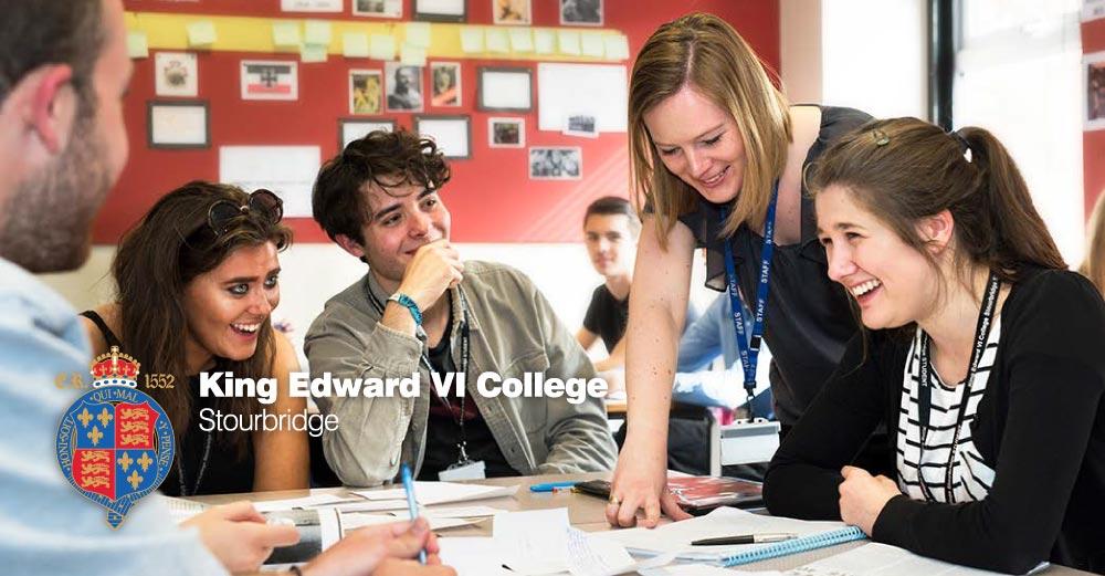 King Edward VI Sixth Form College Stourbridge