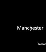Manchester Metropolitan University (MMU) & Manchester School of Architecture (MSA) Location Map