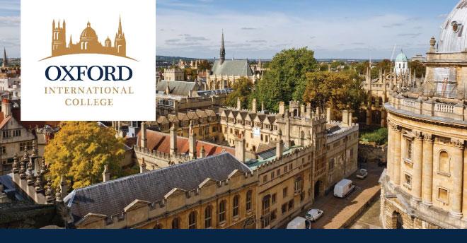 Oxford International College UK Education Specialist